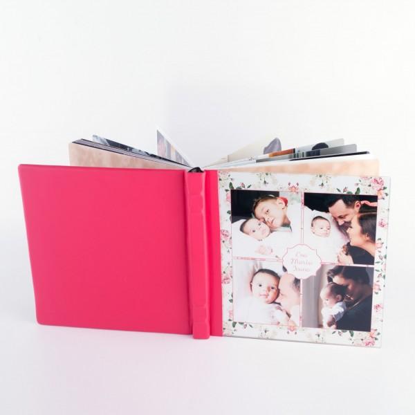 Album foto plexiglass 20x20 cm - BAFPG102