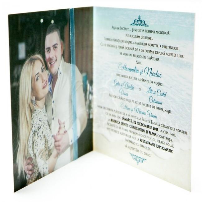 Invitatie Nunta Tip Poza Bin182 Invitatii Nunta Albume Foto