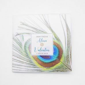 Invitatie nunta BIN145