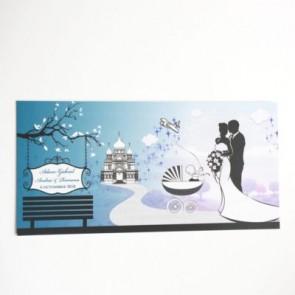 Invitatie nunta BIN170