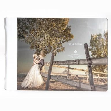 Album foto plexiglass 25x40 cm - BAFPG111