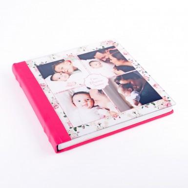 Album foto plexiglass 15x15 cm - BAFPG103
